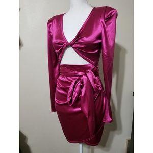 Dresses & Skirts - Kylie pink dress
